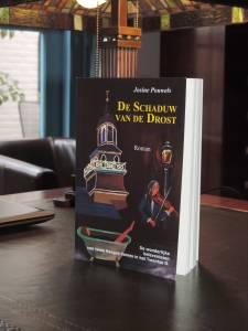 boek De schaduw van de Drost Josine Pauwels